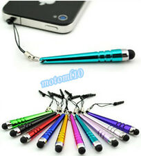10x Metal Stylus Screen Pen For All Touch iPad iPhone Samsung Smart Pens Hot UK