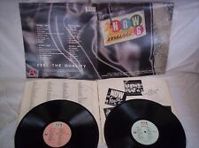 NOW THAT'S WHAT I CALL MUSIC 6 (SIX),1985,NOW INNER SLEEVES,VERY GOOD+ CONDITION
