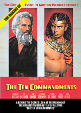 The Making of The Ten Commandments (DVD, 2003)