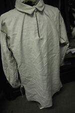 18th C Rev War or F&I Natural Linen Hunting Shirt