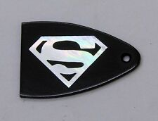 """Truss Rod Cover with """"S"""" Logo Inlay will fit PRS"""