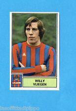 BELGIO-FOOTBALL 1972/73-PANINI-Figurina n.154- VLIEGEN -CLUB LIEGEOIS-Rec