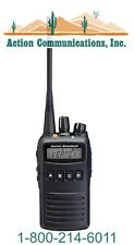 VERTEX/STANDARD VX-454, VHF, 136-174 MHZ, 5 WATT, 512 CHANNEL, TWO WAY RADIO