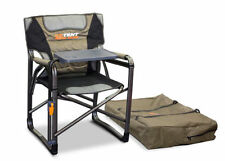 Oztent Gecko Outdoor Camping Beach Travel Chair 330lbs Rated swivel Table OZGEC
