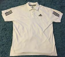 Adidas Clima365 Formation T.Shirt Top Size Medium White Gym Training Fitness !
