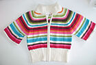 NWT GYMBOREE WINTER CHEER STRIPE CARDIGAN SWEATER CHRISTMAS XMAS HOLIDAY
