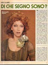 MA133 Clipping-Ritaglio  1976 Mariangela Melato