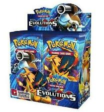 POKEMON TCG XY EVOLUTIONS BOOSTER SEALED BOX ENGLISH PRESALE! FREE SHIPPING