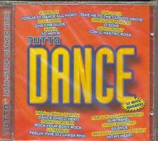 Tutto Dance - Eiffel 65/Lmc Vs U2/Gigi D'Agostino/Molella/Benassi/Farolfi Cd New