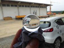 5 Stück Glaskugeln Ø40mm klar in Fotoqualität ohne Lufteinschlüße Kristallkugel