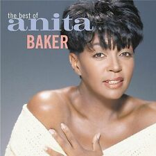 Anita Baker - Best Of Anita Baker (2002) - New - Compact Disc