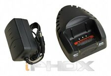 Rapid Charger for MOTOROLA GP2000/2100 PRO2150 CP125 etc