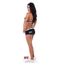 ARIANNY CELESTE UFC Ring Girl Back CARDBOARD CUTOUT Standup Standee Poster F/S