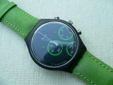 1997 Swiss Swatch Watch Excentric SCB117