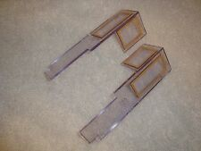 LGB 20250 SERIES FORNEY STEAM LOCO CLEAR CAB WINDOW INSERT PARTS LN OPEN STOCK!