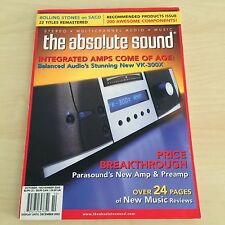 The Absolute Sound Issue 138, 2002 TAS MUSIC Recommended Products BAT Review