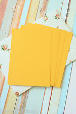 COLOUR postcards 260gsm Craft Style blank DIY wedding invites craft card stock