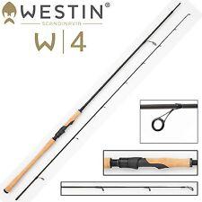Westin W4 Rute Spin 270cm MH 10-40g, Spinnrute für Meerforelle, Blinkerrute