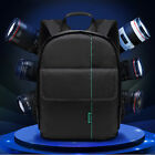 Shockproof Waterproof DSLR Backpack Camera Lens Case Bag For Canon For Nikon