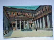 LECCE piazzetta degli studi vecchia cartolina