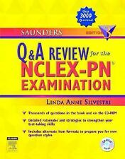 Saunders Q & A Review for the NCLEX-PN Examination, 3e Saunders Questions & Ans