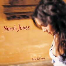 NORAH JONES ( NEW SEALED CD ) FEELS LIKE HOME