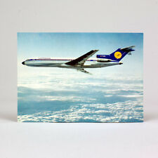 Lufthansa - Boeing 727 - Aircraft Postcard - Top Quality