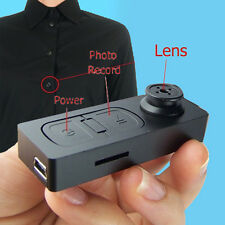 Micro camera a button secret hidden bedbug bug micro light spy cam photo