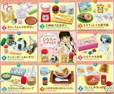 Re-ment Miniature March Comes in Like a Lion Hinata's Favorite Full Set of 8