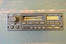 1989 Saab 9000 Clarion AM/FM Cassette Radio Part # 0247007