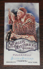 2011 Topps Allen and Ginter World's Most Mysterious Figures WMF4 Fulcanelli