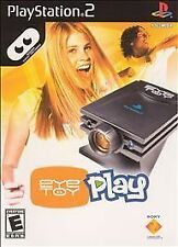 EyeToy: Play (Sony PlayStation 2, 2003) Complete
