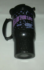 Relay For Life American Cancer Society Travel Mug Coffee Cup Water Bottle