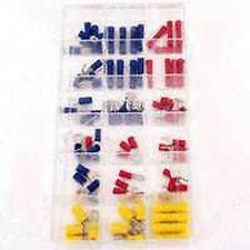 NEW CALTERM 05101 DELUXE 80 PIECE SOLDERLESS ELECTRICAL WIRE TERMINAL KIT SALE