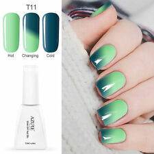 Azure Temperature Color Changing Chameleon Gel Nail Polish Soak Off UV LED 12ml