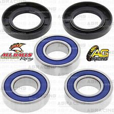 All Balls Rear Wheel Bearings & Seals Kit For Yamaha YZF 400 1998 98 Motocross