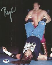Raven Signed 8x10 Photo PSA/DNA COA WWE WCW ECW Pro Wrestling Picture Autograph