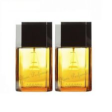 Azzaro Pour Homme EDT Spray Set 3.4oz 100ml (1.7oz 50ml x 2) + 2 Azzaro Bonus