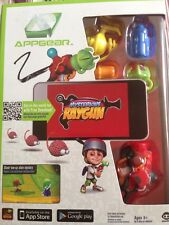 Appgear mysterious ray gun.  Game for iPad 2, iPhone, iPod touch, android. New