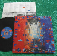 Paul McCartney LP Tug of war TOP!