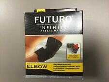 FUTURO Infinity Precision Fit Elbow Support Adjustable One Size Left Right Brace