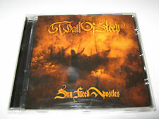 WALL OF SLEEP – Sun Faced Apostles - CD - doom