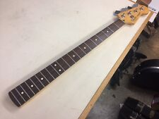 2000 Fender MIM standard Precision Bass Neck w/ Tuners Luthier Parts VGC