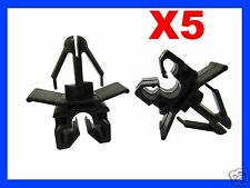5 SINGLE BRAKE PIPE LINE CABLE HOLDER CLIP MAXIMUM DIAMETER 6-5MM, 78N