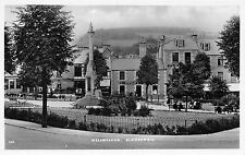 Scotland real photo postcard Wellmeadow, Blairgowrie