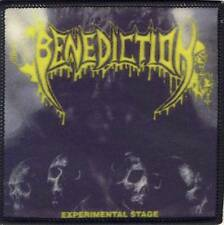 BENEDICTION - Experimental Stage - Aufnäher / Patch - Neu - # 1386