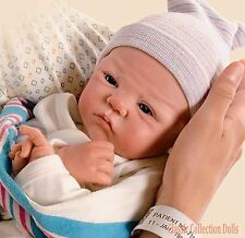 "Ashton Drake ""WELCOME TO THE WORLD"" NEWBORN BABY DOLL -NEW DESIGN - IN STOCK NOW"
