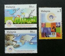 Malaysia Commonwealth Tourism Minister Meeting 2004Golf Map Island (stamp) MNH