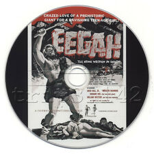 Eegah: The Name Written in Blood (1962) Comedy, Horror Movie on DVD