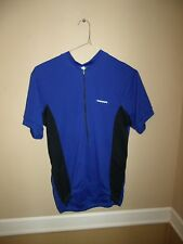 CANARI CYCLING RIDING BICYCLE JERSEY MENS SIZE L